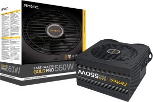 Antec Announces EarthWatts Gold Pro Series Power Supplies
