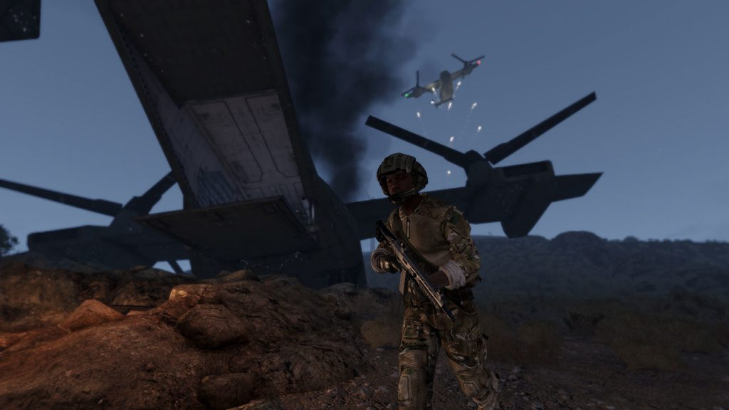 Time to Get Tactical in Arma 3's Latest Mission Pack DLC