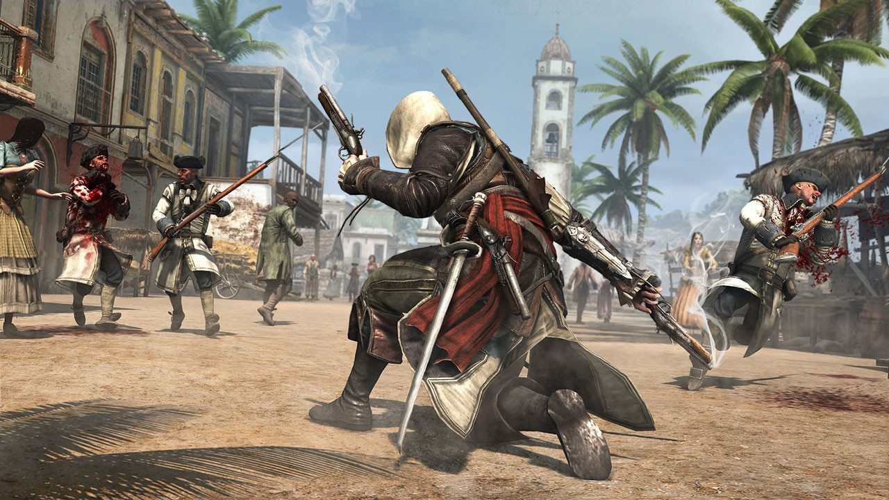 Ubisoft Gives Away World In Conflict Assassin S Creed Iv Black