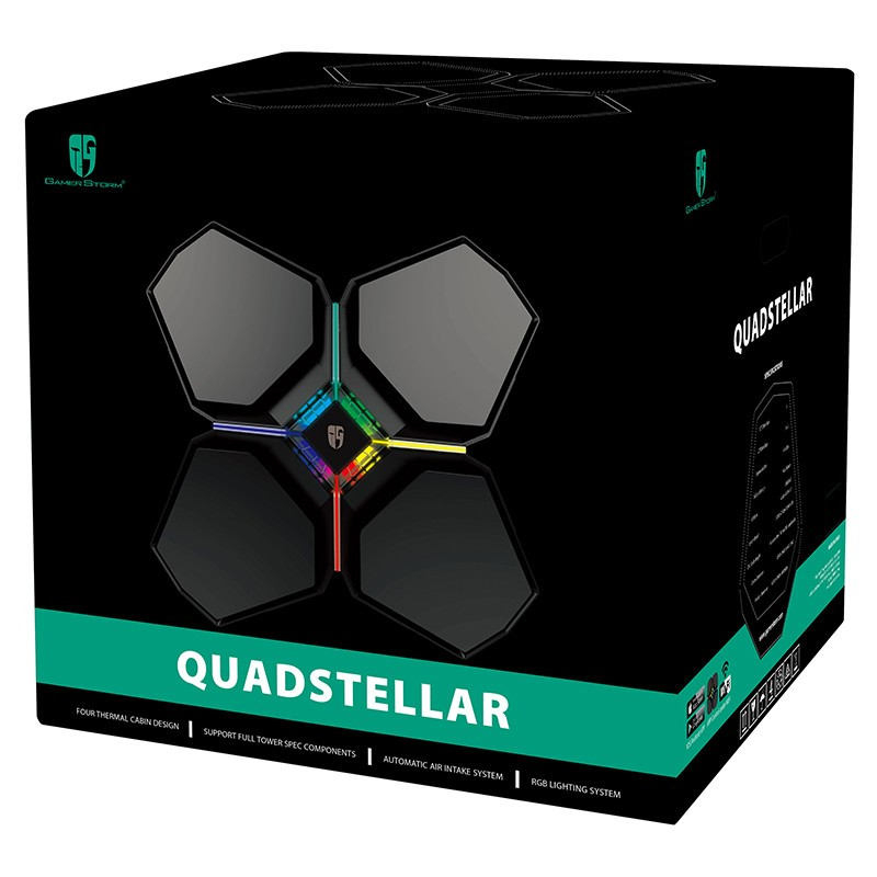 DeepCool Announced QuadStellar Pricing and Availability