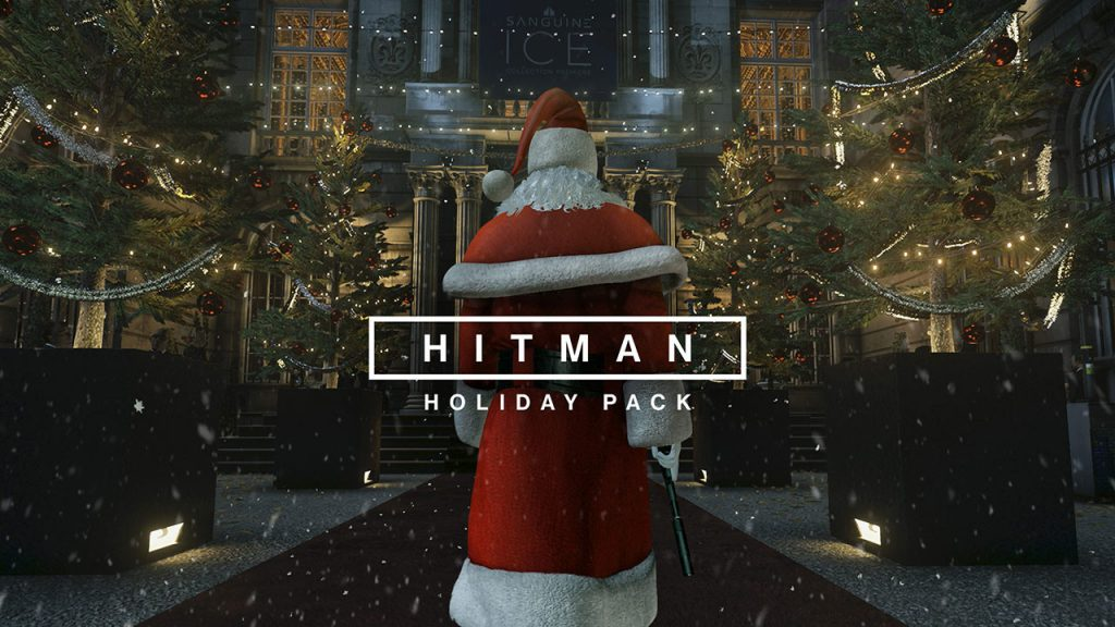 HITMAN Paris Episode Free This Christmas for a Limited Time Only