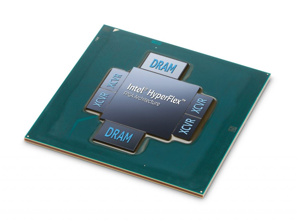 Intel Unveils Industry's First FPGA Integrated with HBM - Built for Acceleration