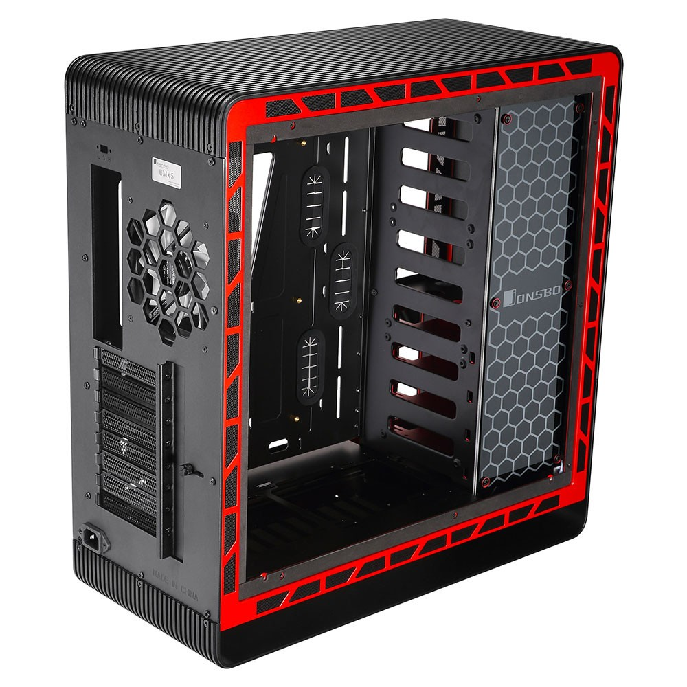 Jonsbo Unveiled Their New Flagship UMX5 Case