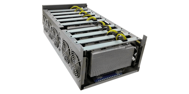 Manli All-in-One Mining System, P104-100