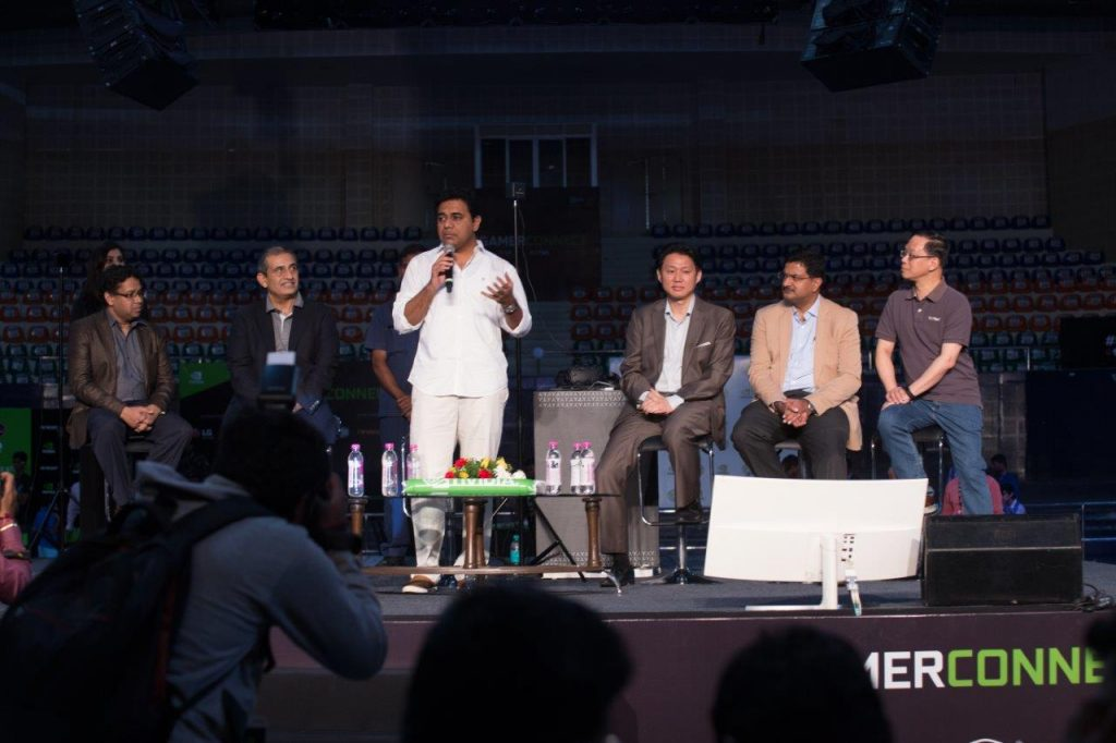 5 cities, 15K gamers, NVIDIA concludes the biggest ever Gamer Connect 2017 in Hyderabad