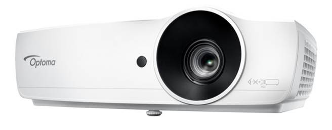 Optoma Presents the Brightest Short Throw Projector with Over 4000 Lumens
