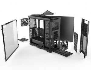 Phanteks Introduces Two New Additions to the Enthoo Pro Lineup
