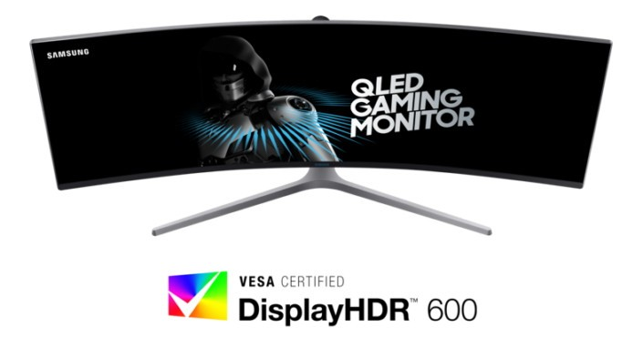 Samsung CHG90 First in the Industry to Achieve VESA DisplayHDR 600 Certification
