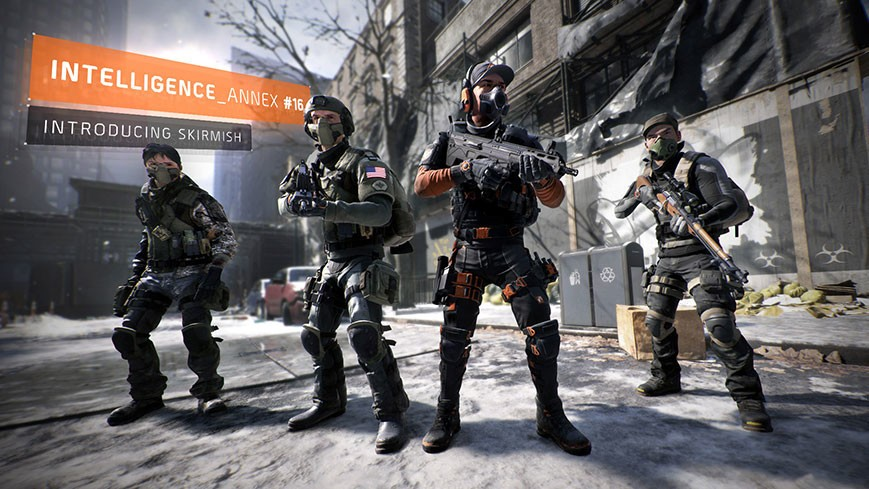 The Division Update 1.8 Drops with Free Weekend & Free DLC Week