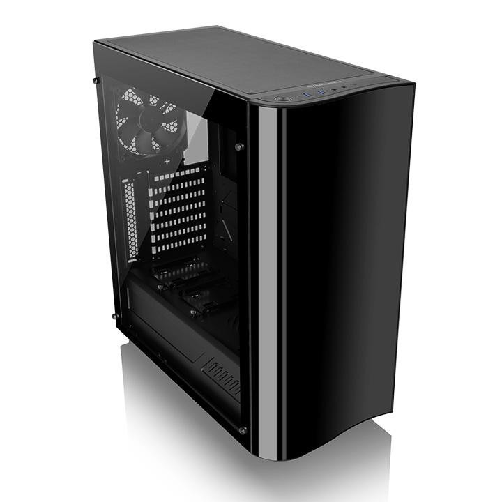 Thermaltake Unveils the View 22 Tempered Glass Edition Mid-Tower Case