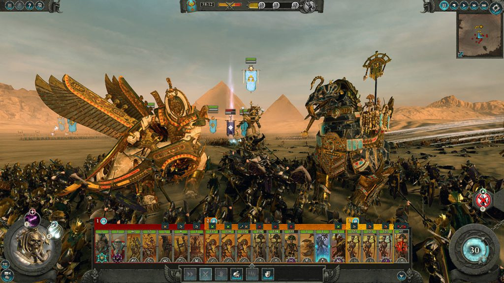 Total War: Warhammer II Rise of the Tomb Kings Campaign Pack Up for Preorder