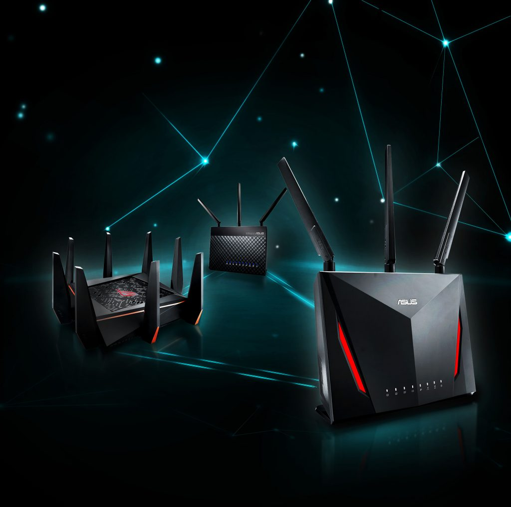 ASUS Announces AiMesh Whole-Home Wi-Fi for ASUS Routers