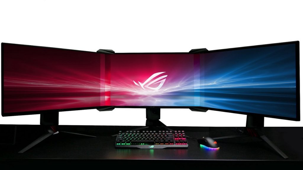 ASUS Republic of Gamers Showcases Latest Gaming Lineup at CES 2018