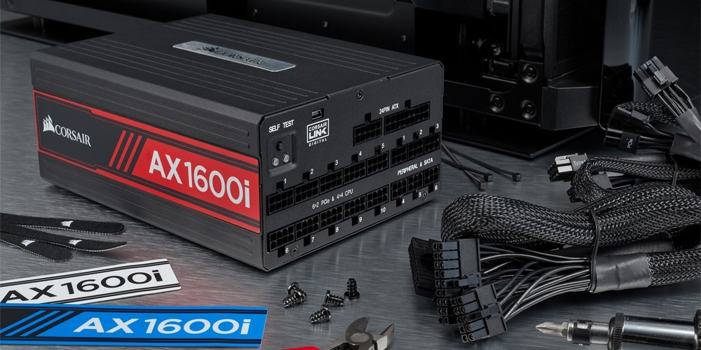 Build It Better - CORSAIR Launches New PSU, Coolers and Case at CES 2018