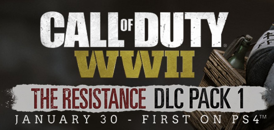 Call of Duty: WWII - The Resistance DLC pack is available now
