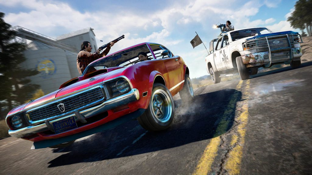 Ubisoft Announced Far Cry 5 System Requirements