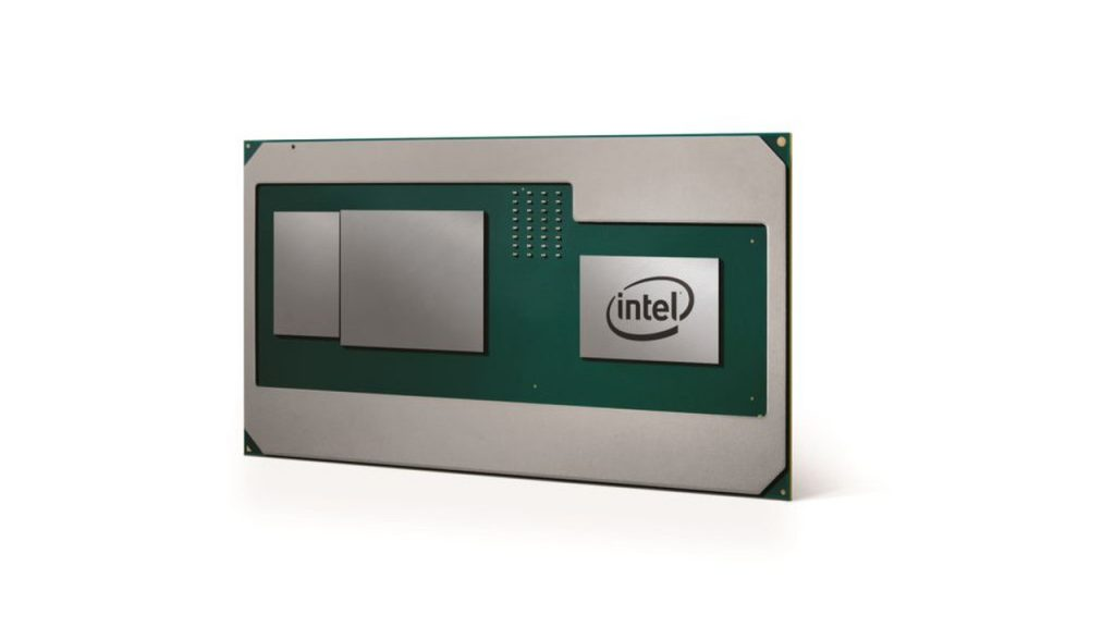 Intel Core i7-8809G to have dual Indicate IGP