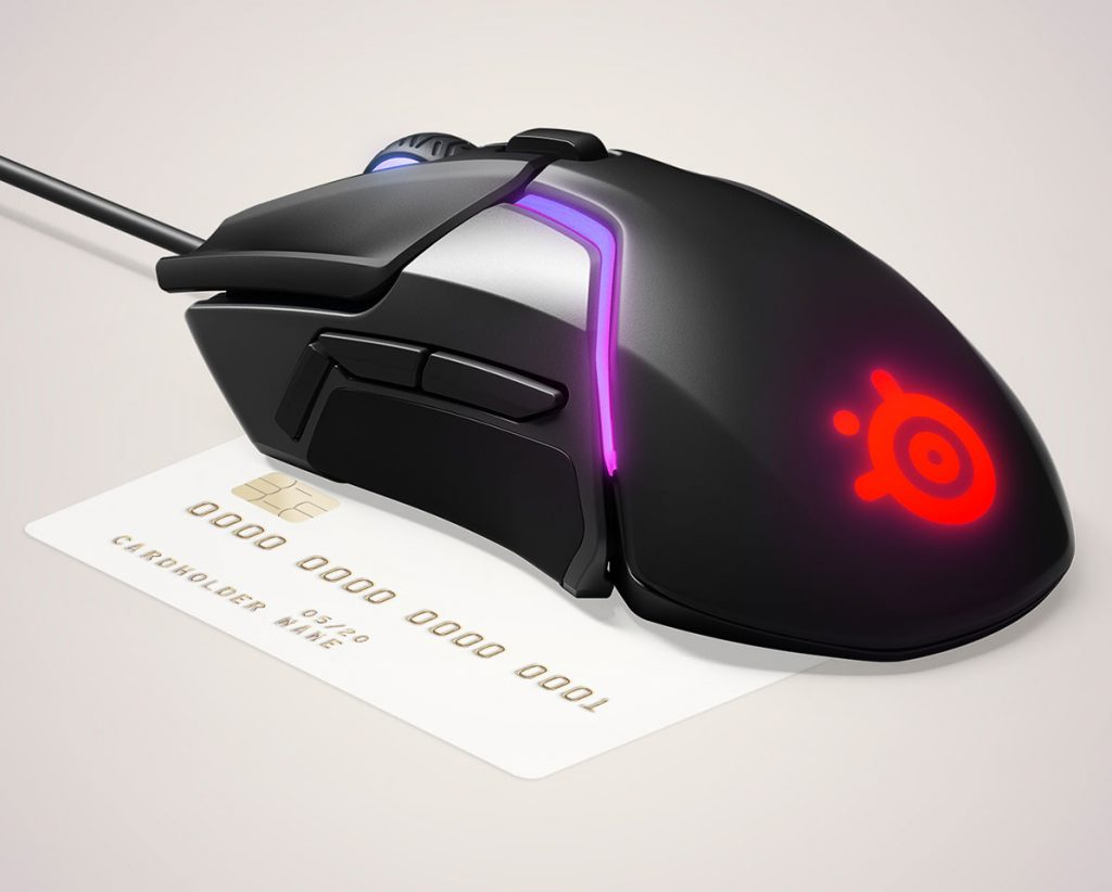 SteelSeries Announces Rival 600 Gaming Mouse