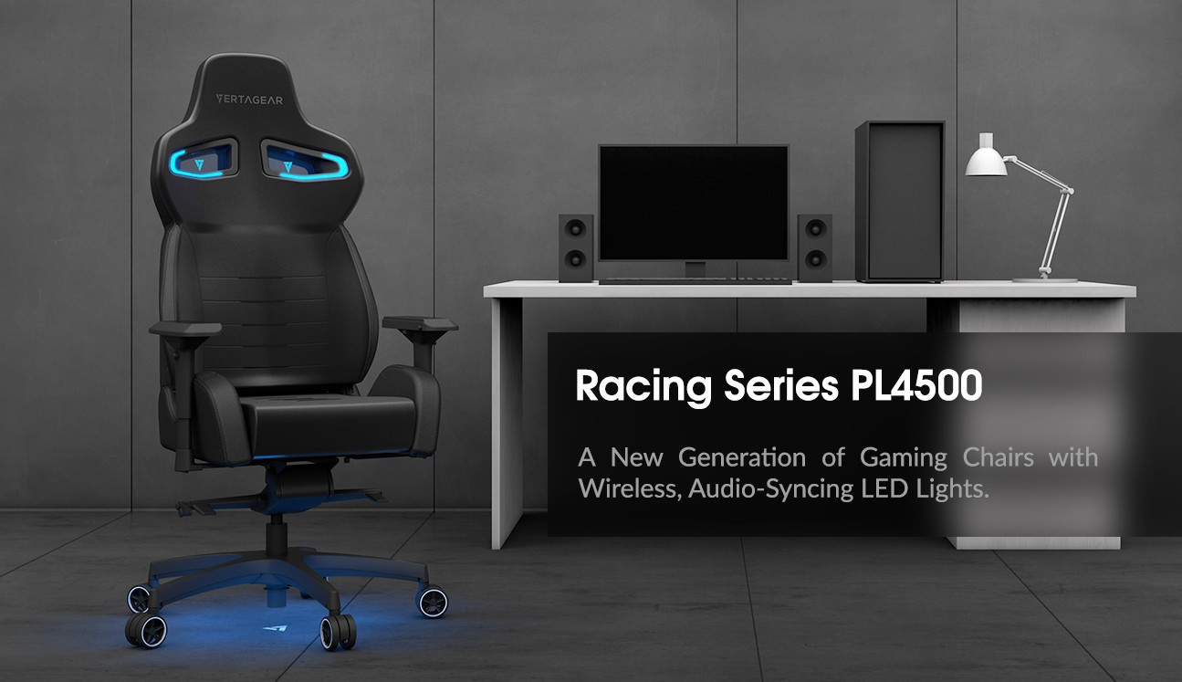 Outstanding Vertagear Unveils The Worlds First Wireless Led Rgb Gaming Evergreenethics Interior Chair Design Evergreenethicsorg
