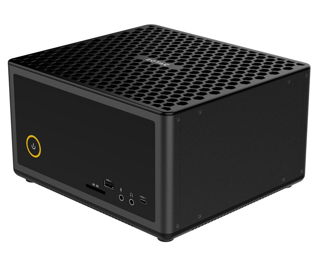 ZOTAC Showcases Magnus and ZBOX C Gaming Desktops with 8th Gen Core Processors