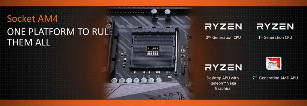 AMD Provides Support for BIOS Update on 2nd Gen Ryzen - Boot Kit Available