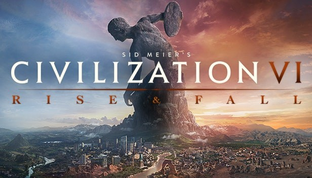 Civilization VI: Rise and Fall Available Now