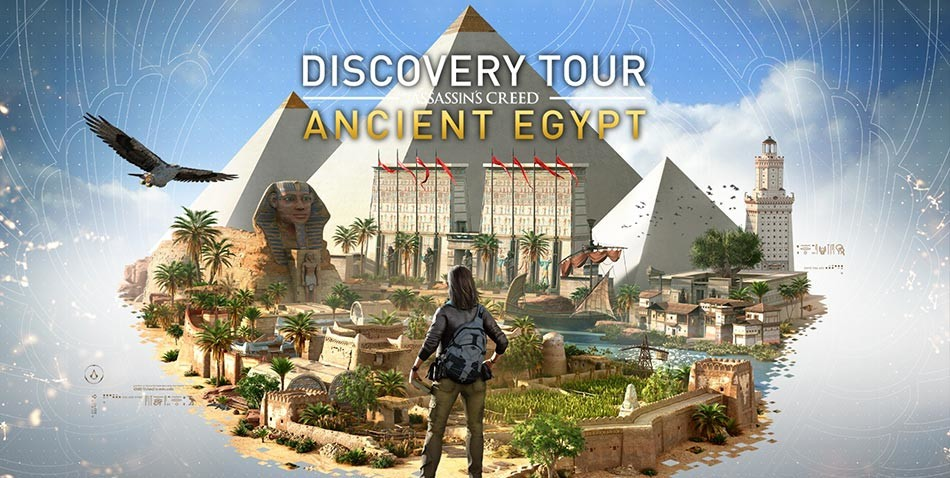 Discovery Tour Update Turns Assassin's Creed Origins Into an Interactive Museum