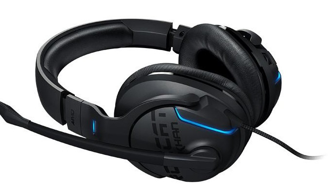 ROCCAT Announces the Khan AIMO 7.1 Headset