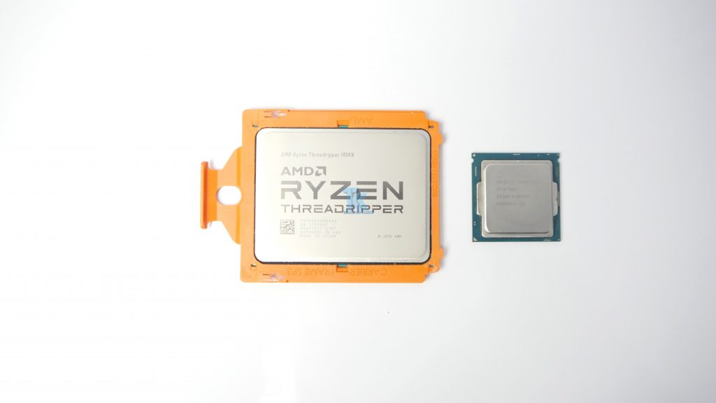 """AMD offers to """"trade"""" their Threadripper CPU with Intel's 8086K sweepstakes contest winners"""