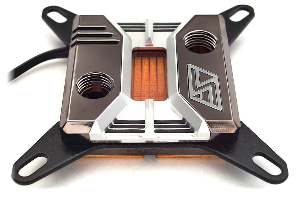 Swiftech Releases New Apogee SKF Flagship Waterblock