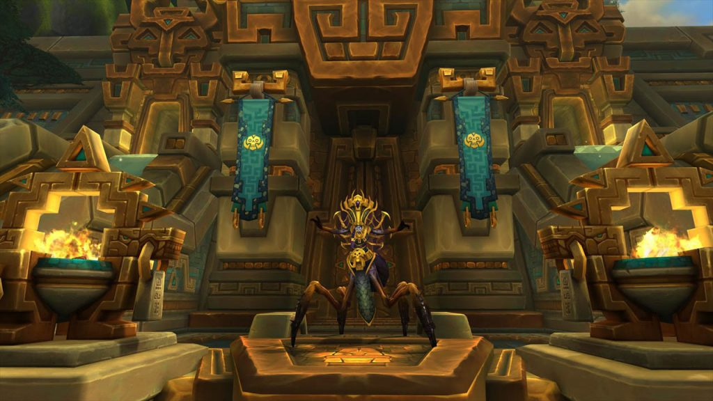 World of Warcraft: Battle for Azeroth Available for Pre-Purchase