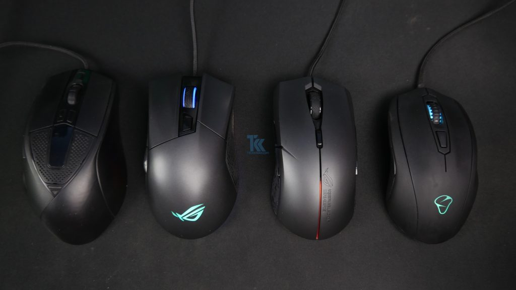 ASUS ROG STRIX EVOLVE Gaming Mouse Review