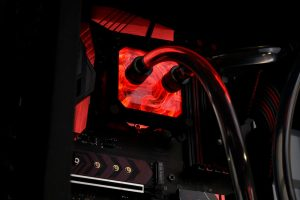 Alphacool Introduces the Aurora XPX RGB Frame for Their Eisblock XPX CPU Coolers