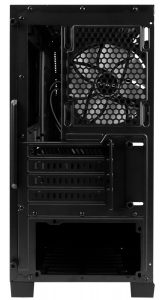 Antec Launches the P6: Micro-ATX Case Featuring Glass Panel, Logo Projector