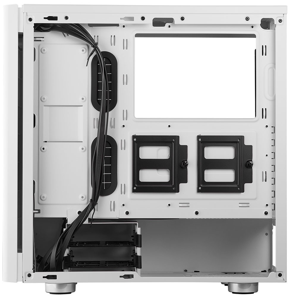 CORSAIR Launches the New Carbide 275R Tempered Glass Case