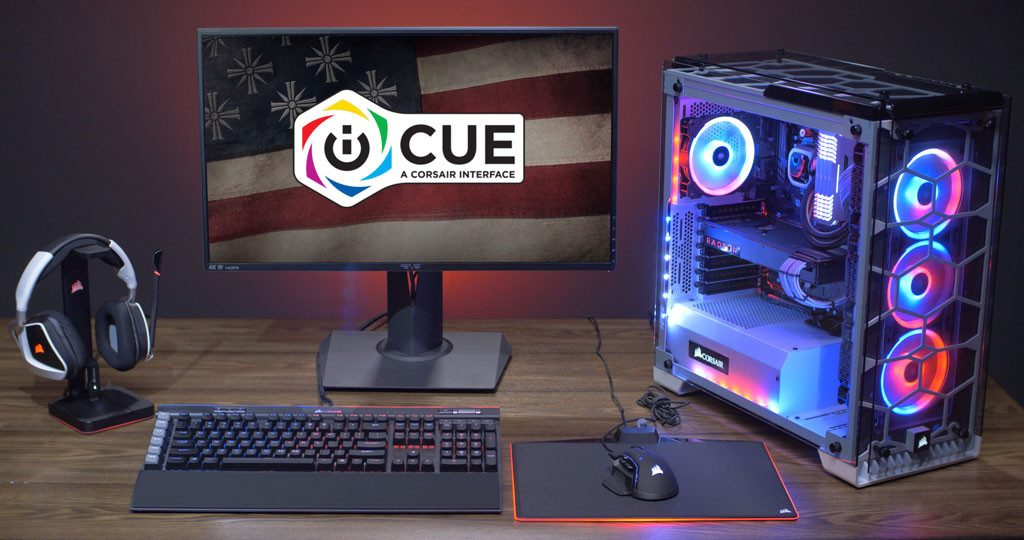CORSAIR Introduces Their iCUE Unified Software to Control Everything