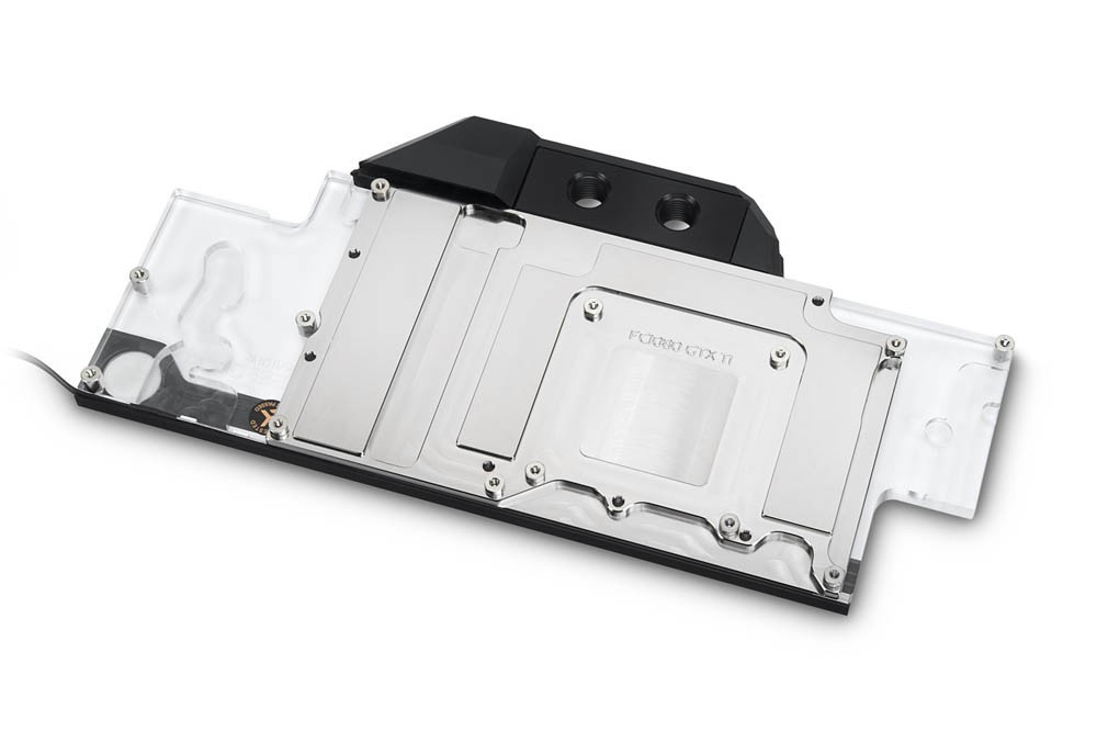EK Releases RGB Water Block for GeForce Founders Edition Based Graphics Cards