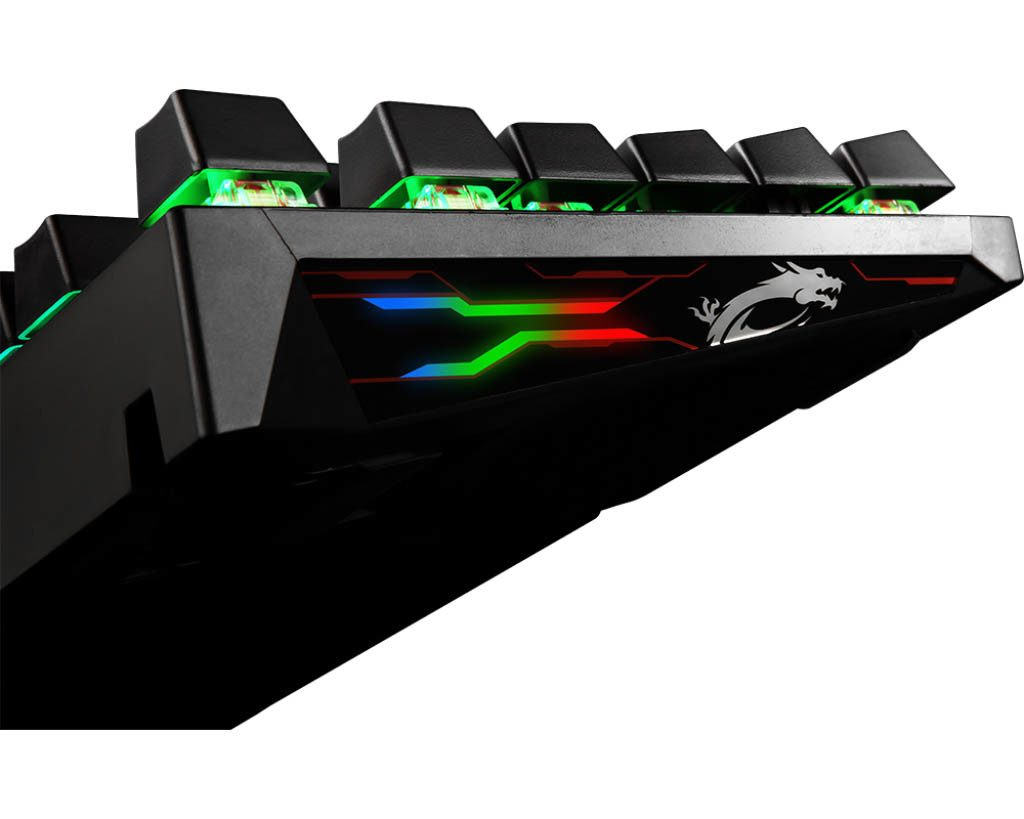 MSI Launched the VIGOR GK80 and GK70 Gaming Keyboards