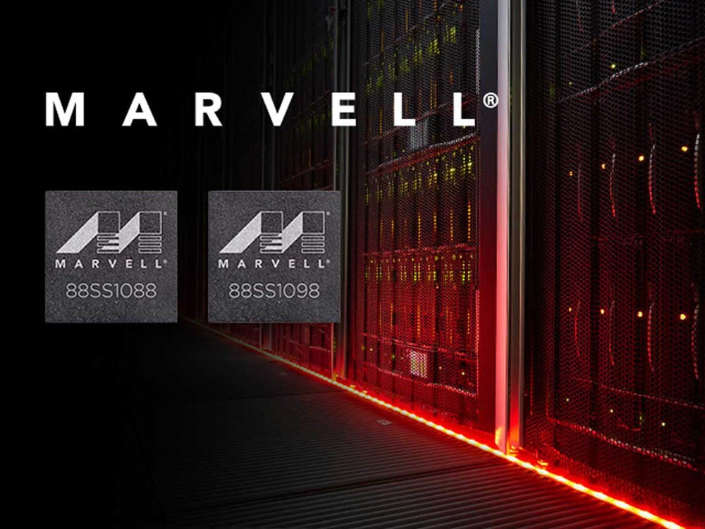 Marvell Introduces New NVMe Switch and SSD Controllers