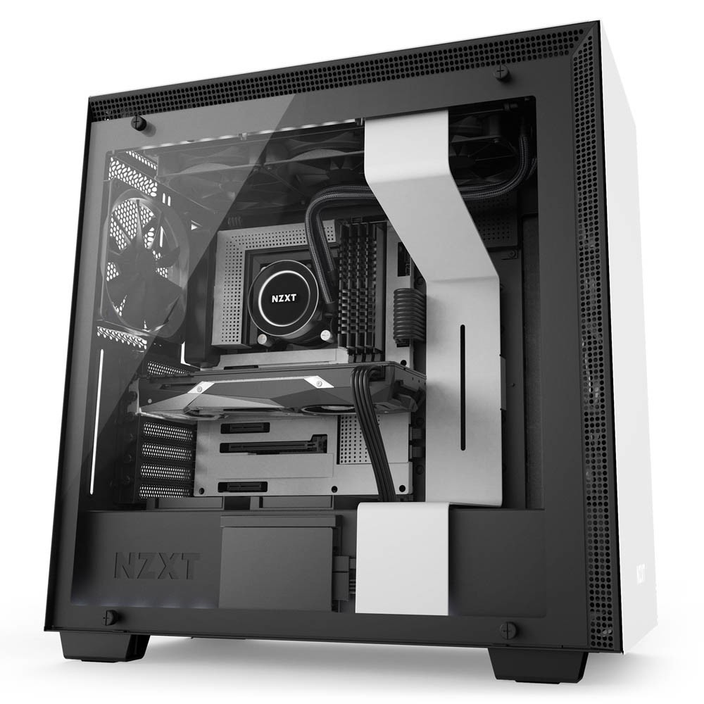 NZXT Expands Kraken X Series with New 360mm Kraken X72 AIO Liquid Cooler