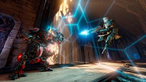 Upcoming Quake Champions Update Brings New Character and Game Modes