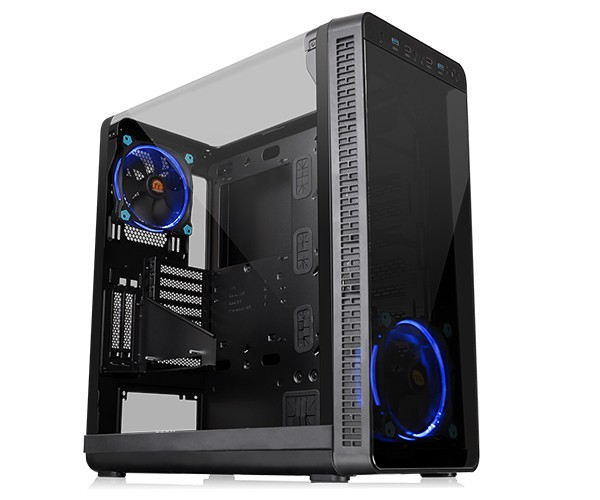Thermaltake Launched View 37 RGB Edition and View 37 Riing Edition Cases