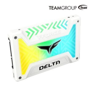 TEAMGROUP Releases T-FORCE DELTA RGB SSD