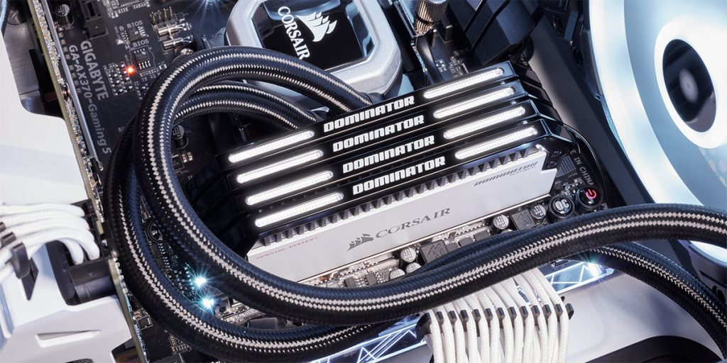 CORSAIR Launches Dominator Platinum Special Edition CONTRAST DDR4 Memory Kit