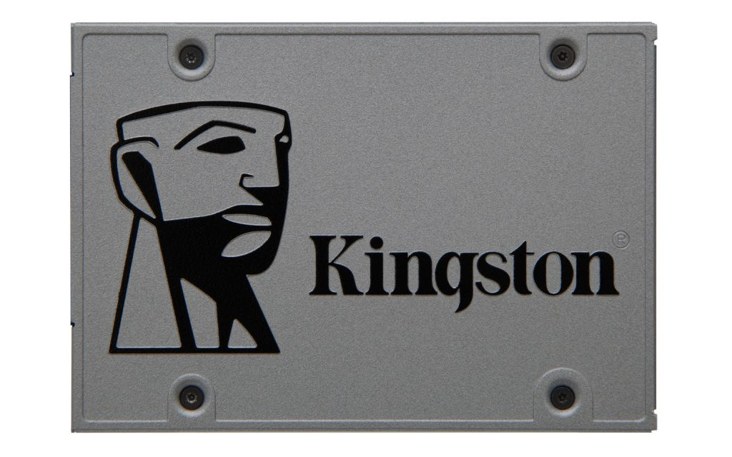 Kingston Digital Announces UV500 Series Solid-state Drives