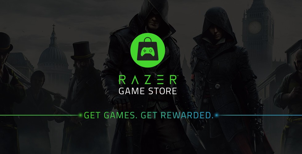 Razer Launches Its Digital Game Store, Get Games and Get Rewarded