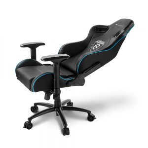 Sharkoon Announces the SKILLER SGS4 Gaming Seat