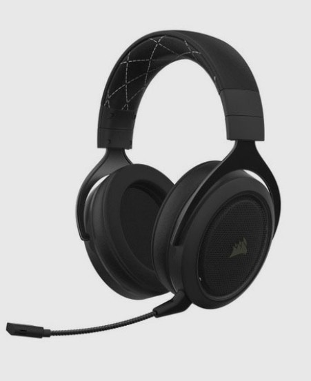 CORSAIR Introduces the New CORSAIR HS70 WIRELESS Series Gaming Headsets