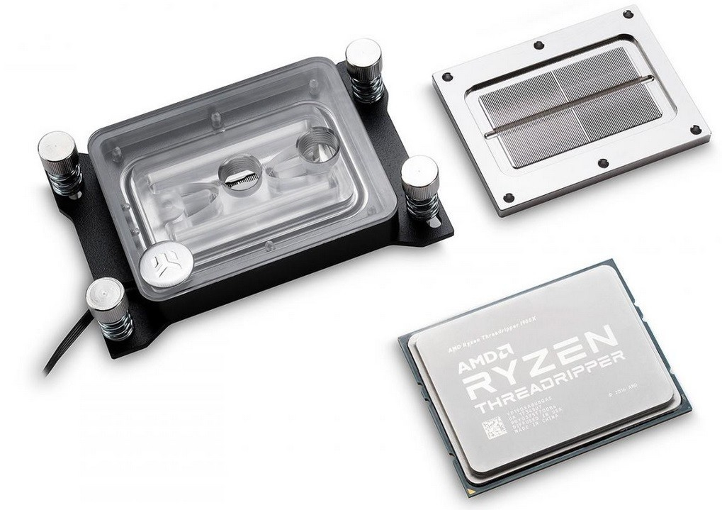 EK Water blocks Expands Its Threadripper Waterblock Portfolio With Four New EK-Supremacy sTR4 Block