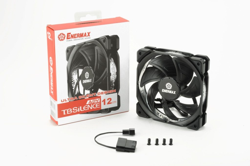 ENERMAX launches T.B.SILENCE ADV Ultra Silent Fan